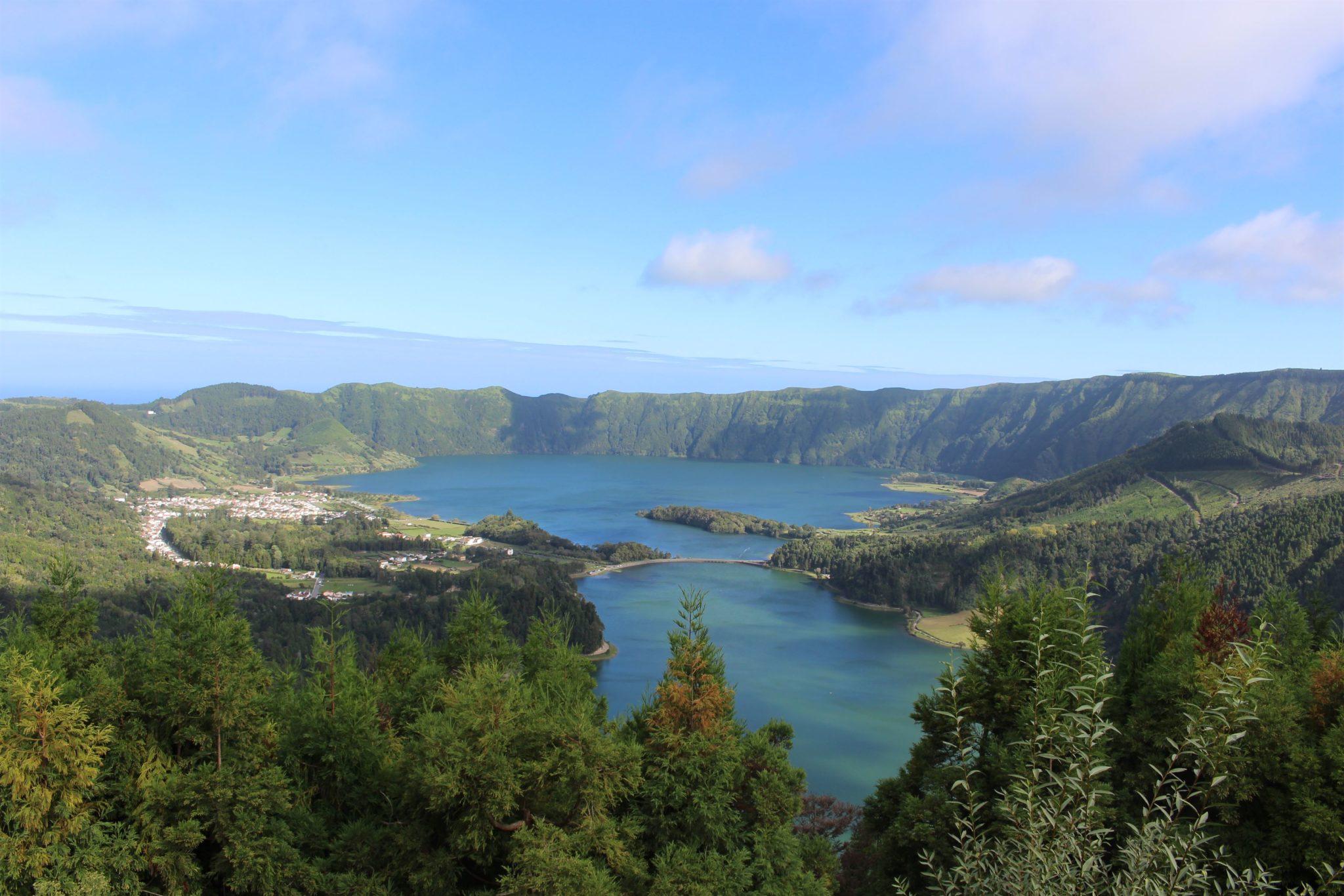 Lagoa das Sete Cidades, S. Miguel, Açores