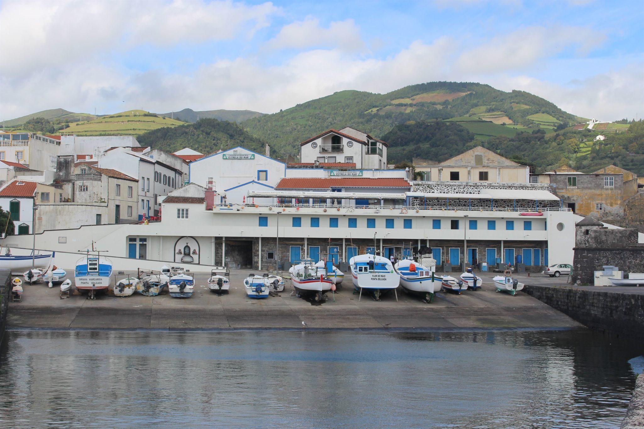 Vila Franca do Campo, S. Miguel, Açores