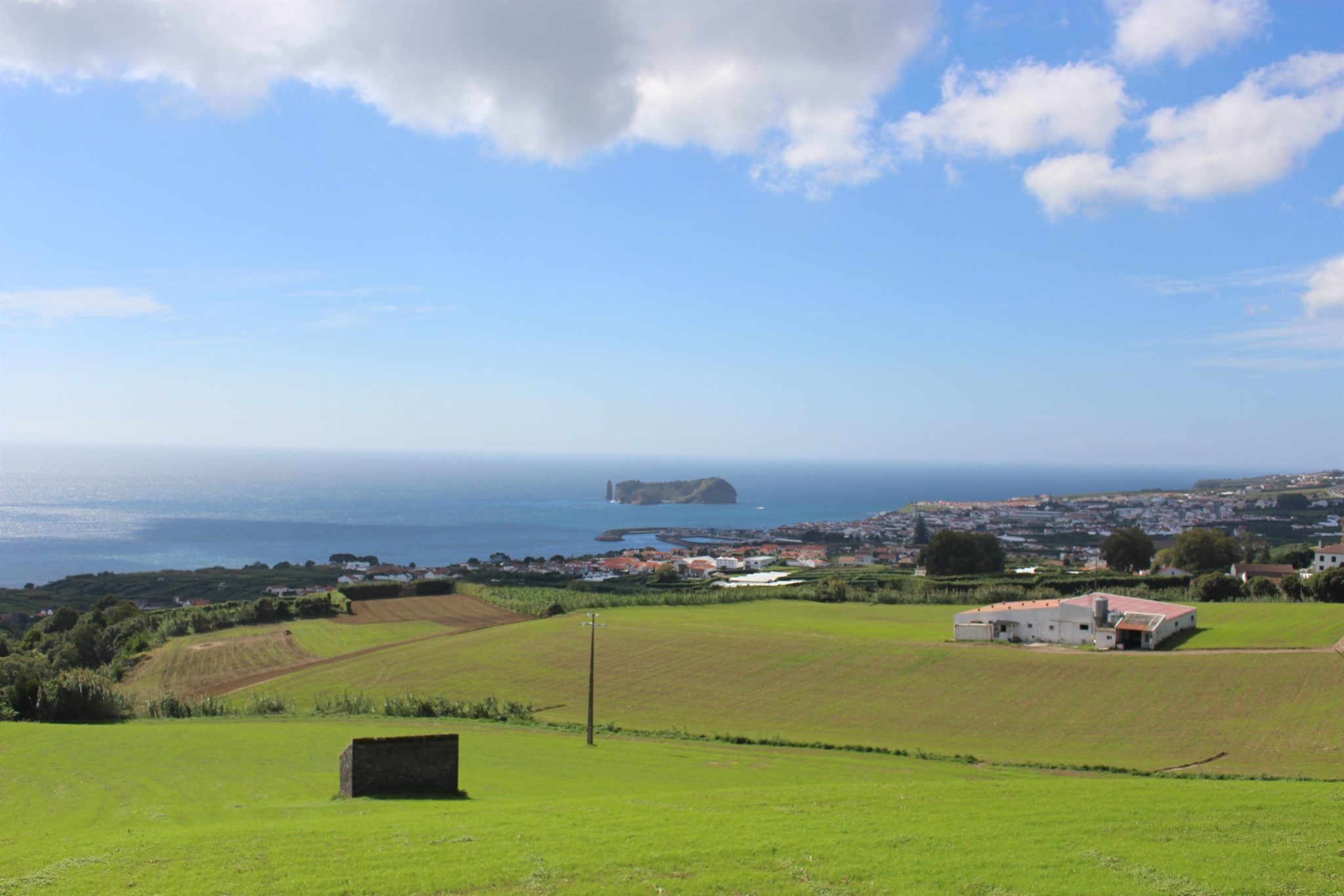 Vila Franca do Campo e o seu ilhéu, S. Miguel, Açores