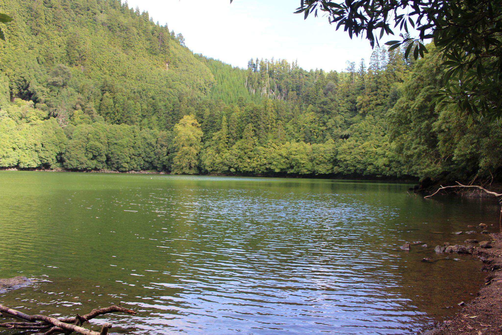 Lagoa do Congro, S. Miguel, Açores