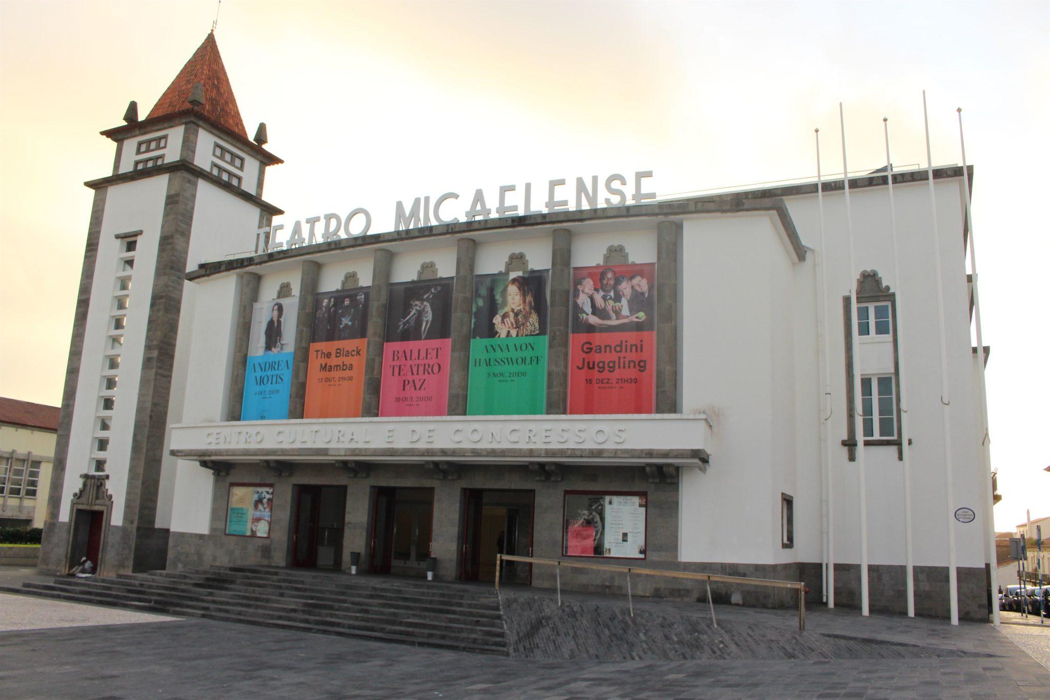 Teatro Micaelense, S. Miguel, Açores