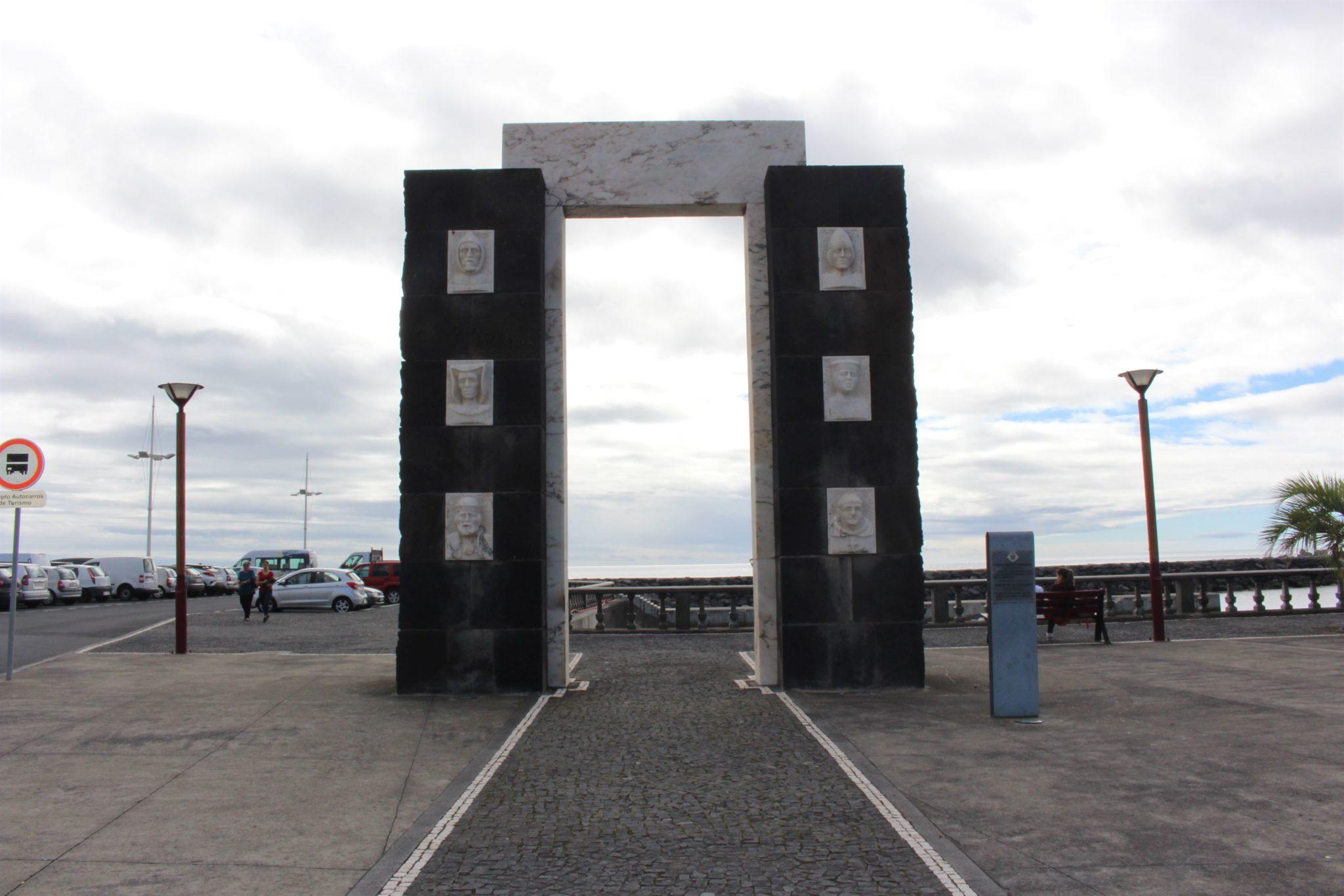 Porta do Povoamento, S. Miguel, Açores