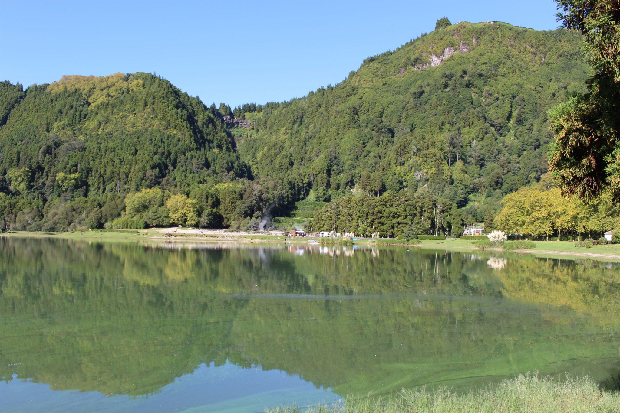 Lagoa das Furnas, S. Miguel, Açores