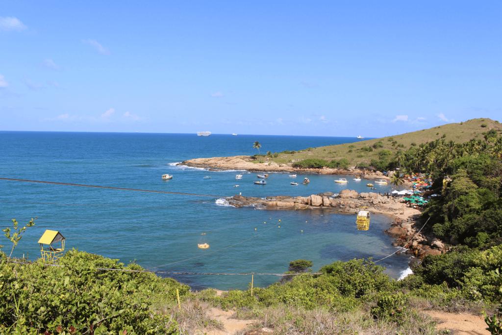 Praia de Calhetas, no Cabo de Santo Agostinho