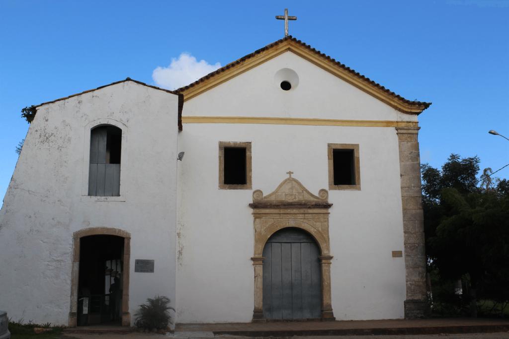 Igreja de Nossa Senhora de Nazaré e Convento Carmelita