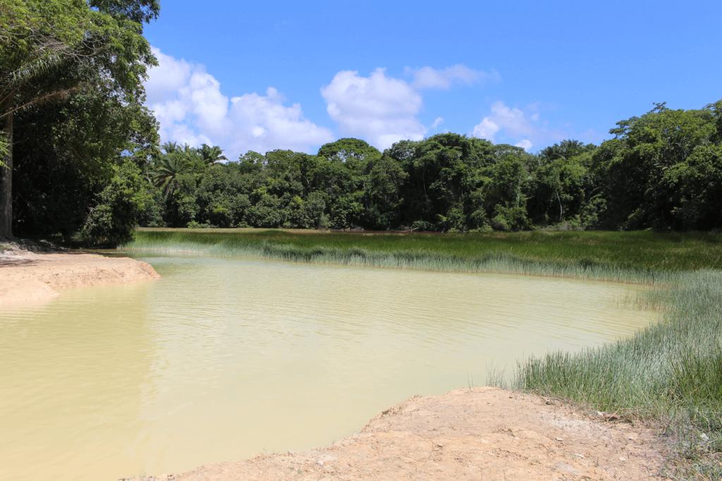 Lagoa de Itapuama