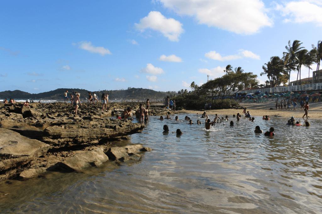 Praia do Xaréu