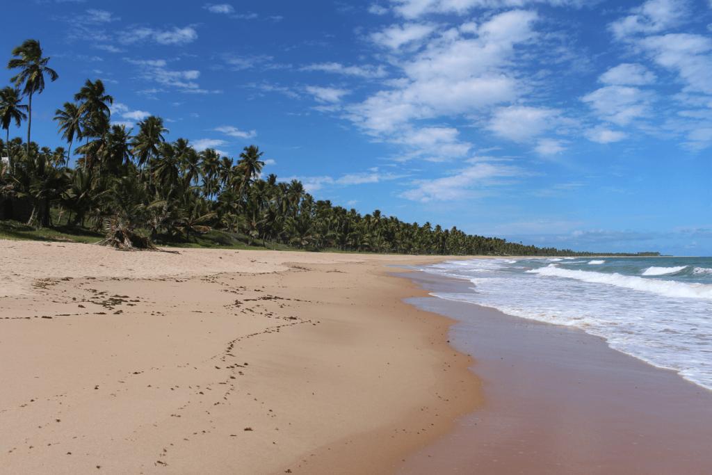 viagem praia sereia