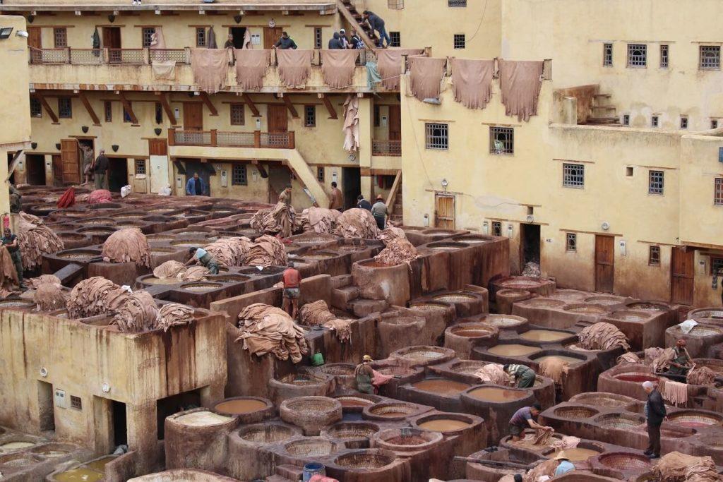 O que ver na velha medina de Fez