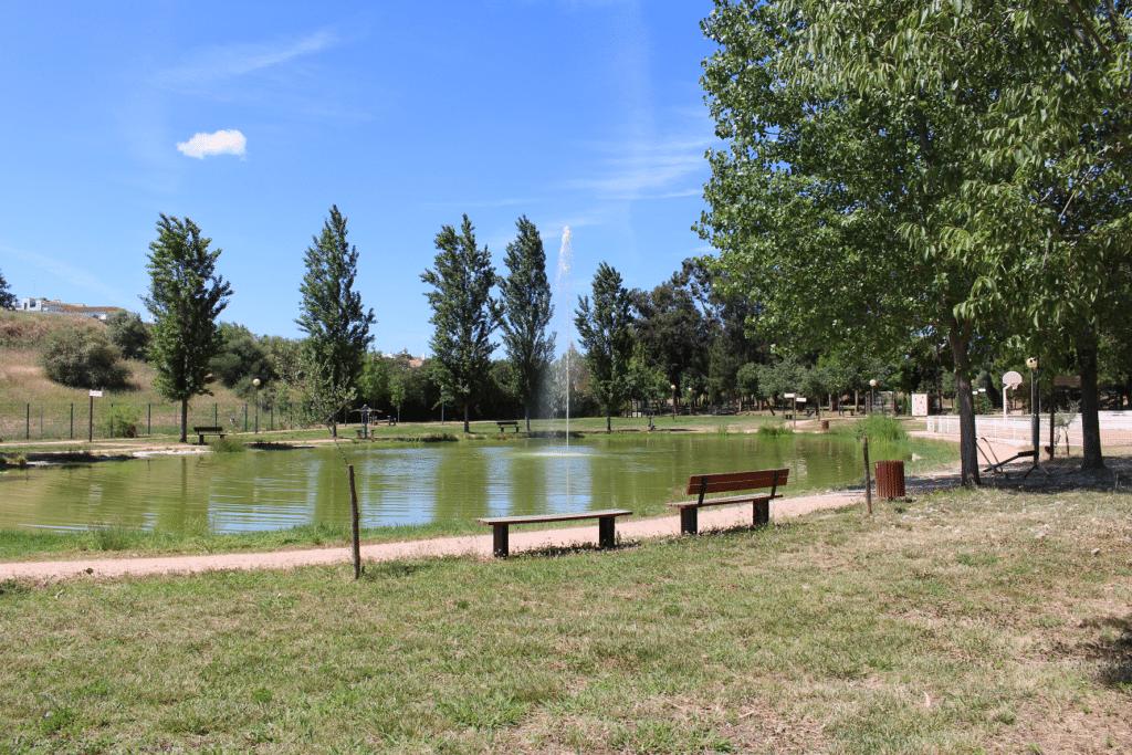 Parque Ambiental do Redondo viagem ao Redondo