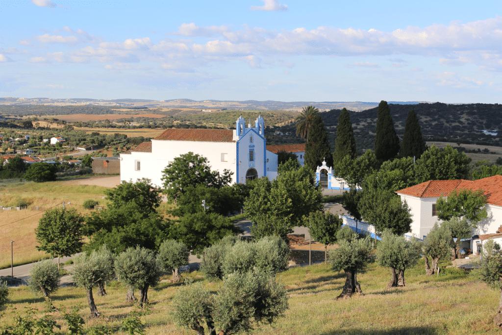 antigo Convento de Santo António viagem ao Redondo