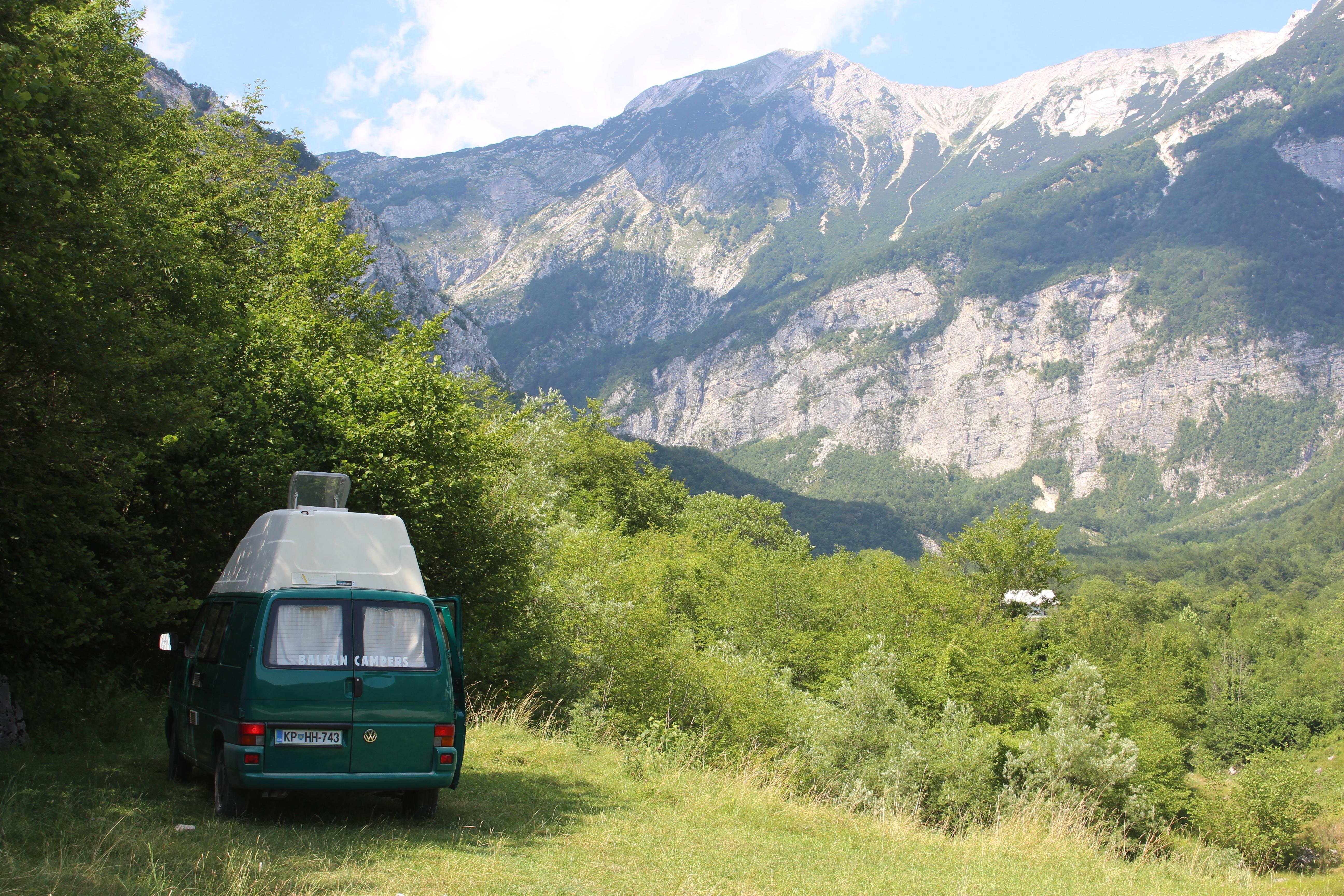 Eslovénia com autocaravana: vídeos