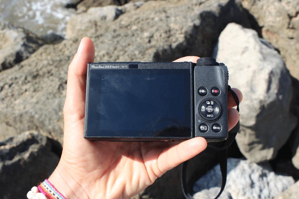 Fotografar com a Canon PowerShot G5X Mark II