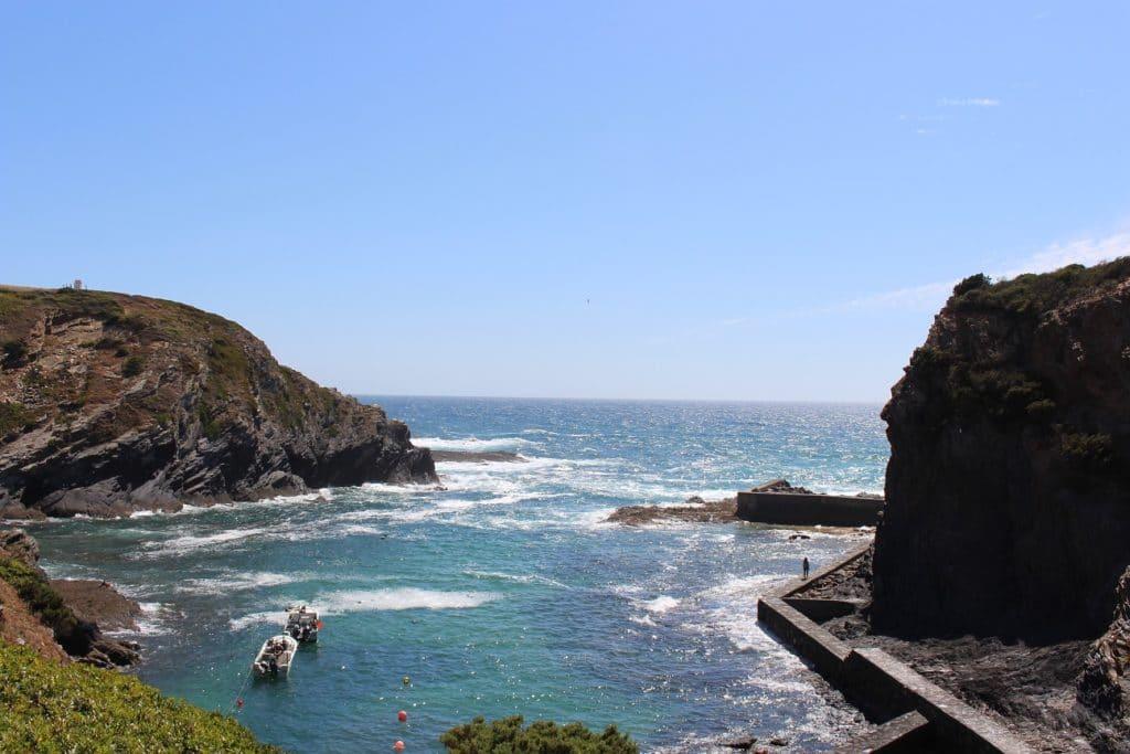10 fotos da Costa Alentejana (Odemira)