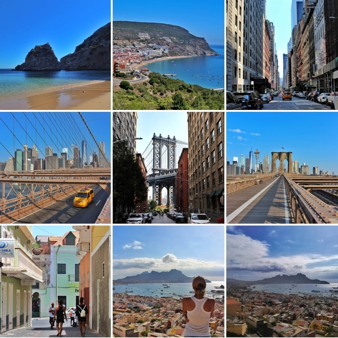 10 fotos mais vistas no meu Instagram no último ano