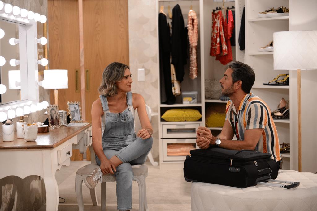 No programa da Cristina, com Cláudio Ramos Media