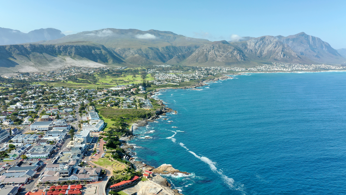10 fotos de Hermanus, na África do Sul (com drone)