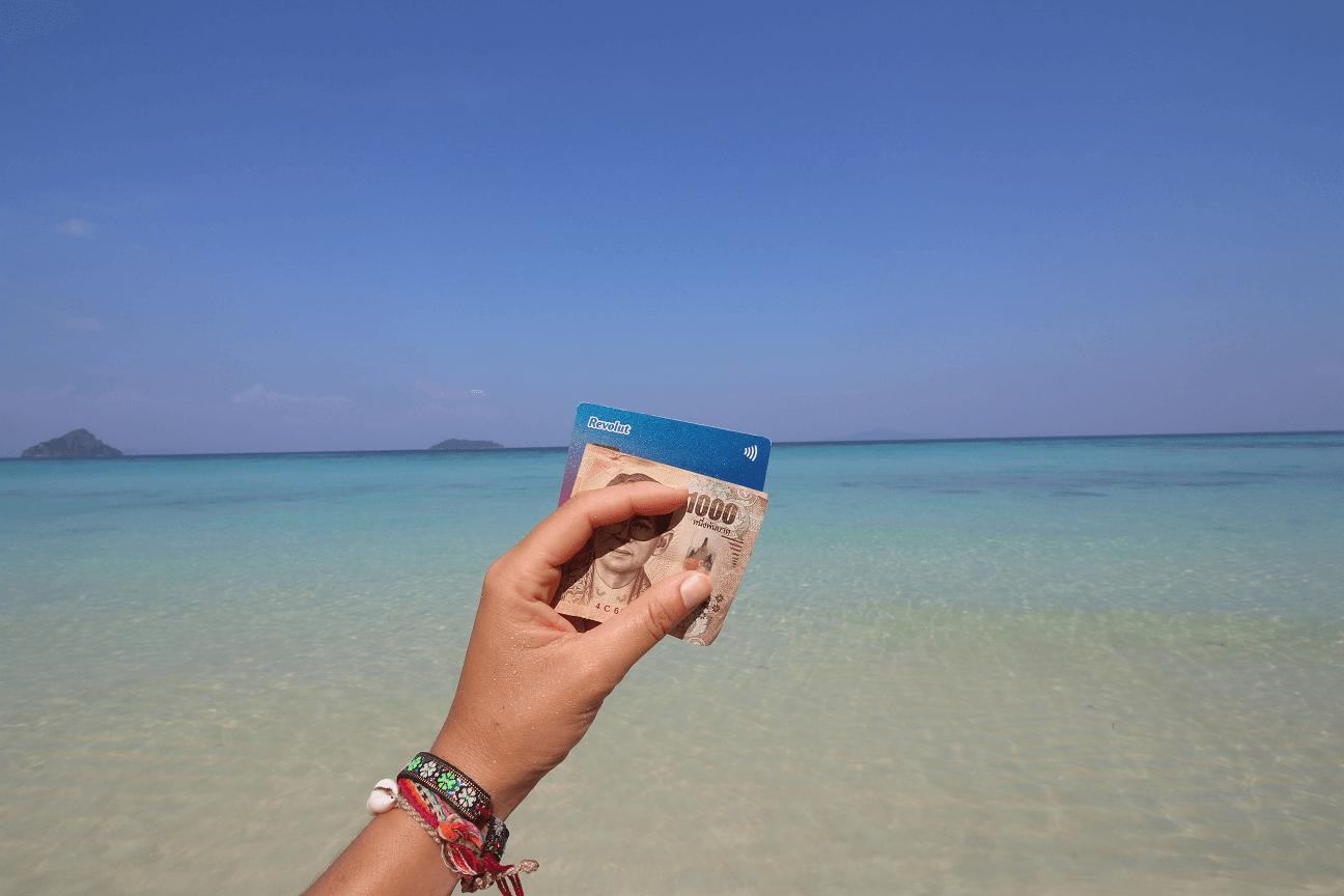 Revolut, o cartão amigo do viajante