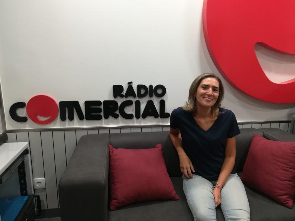 Na Rádio Comercial