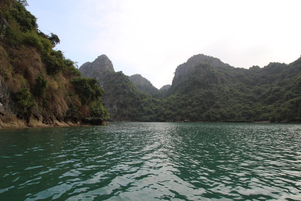 Cruzeiro de 2 dias em Halong Bay