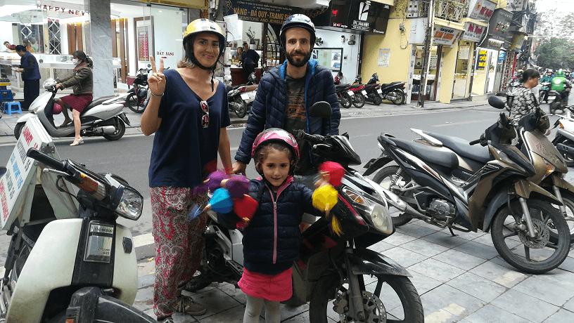 Vamos viajar com as nossas crianças de forma independente?