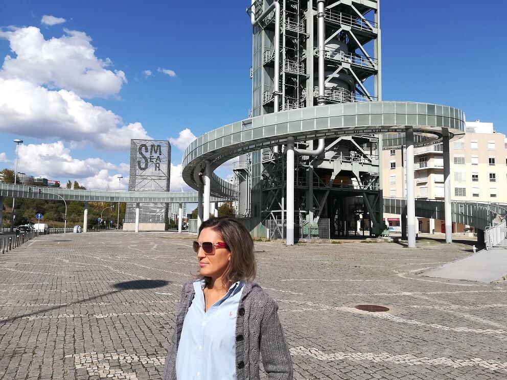 Catarina Leonardo em Lisboa