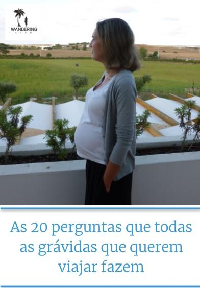 eBook: As 20 perguntas que todas as grávidas que querem viajar fazem (PT- PDF)