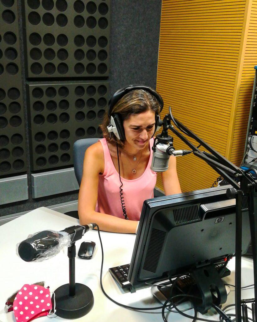 Catarina na Antena 1