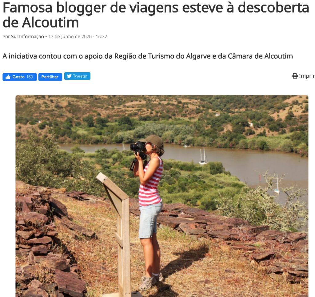 No Jornal do Sul