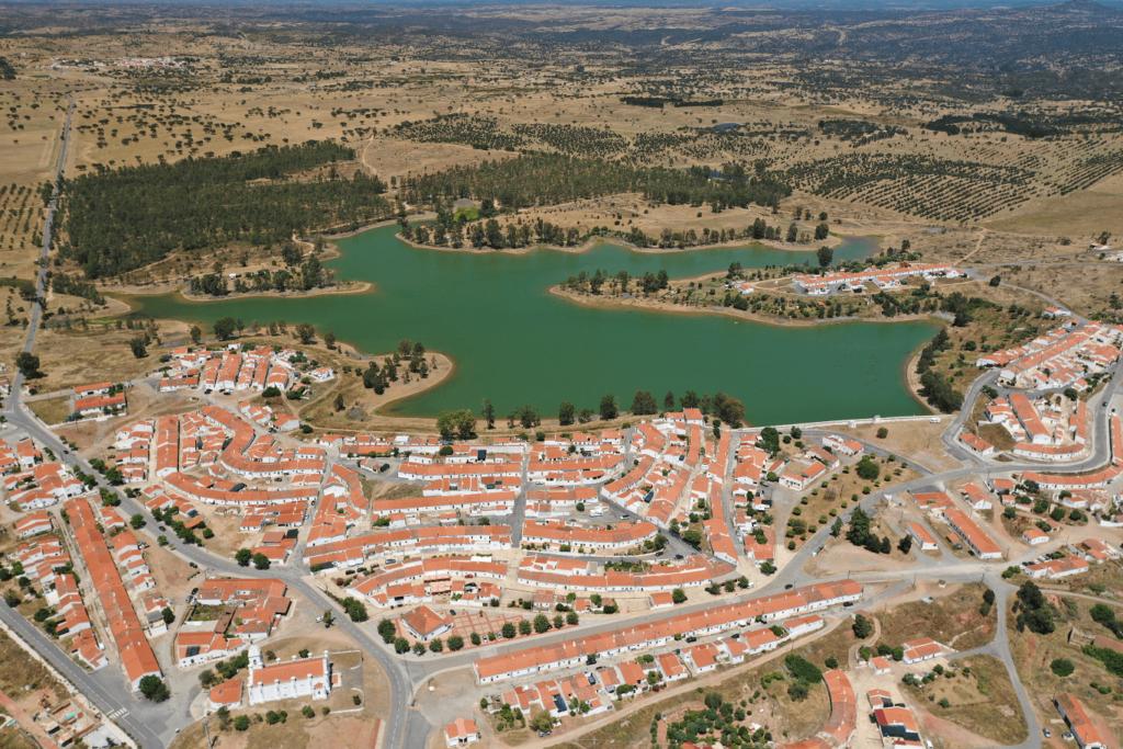 Lagoa e Mina de São Domingos