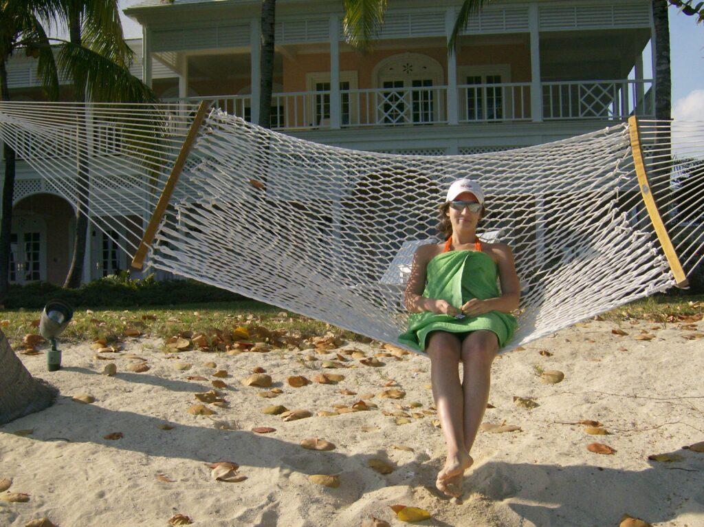 Um dia nas Baamas, na viagem que mudou a minha vida