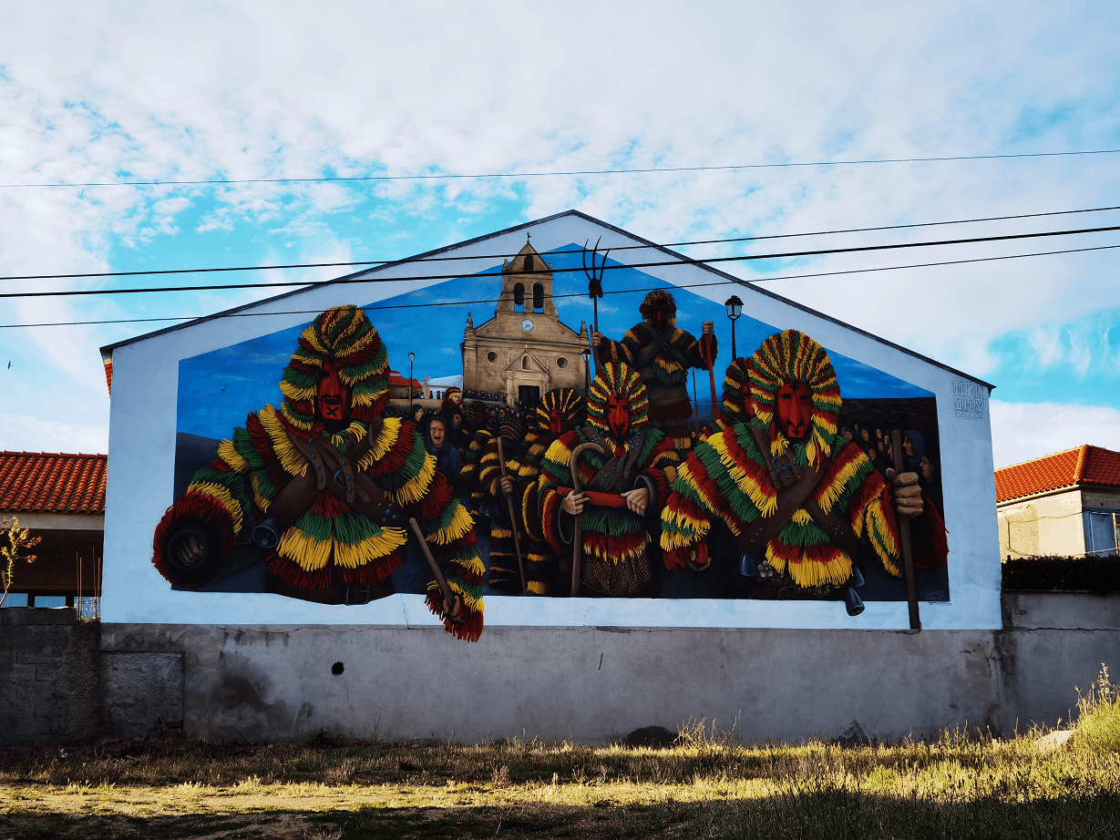 Mural Podence